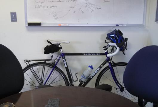 dana-bike-at-work